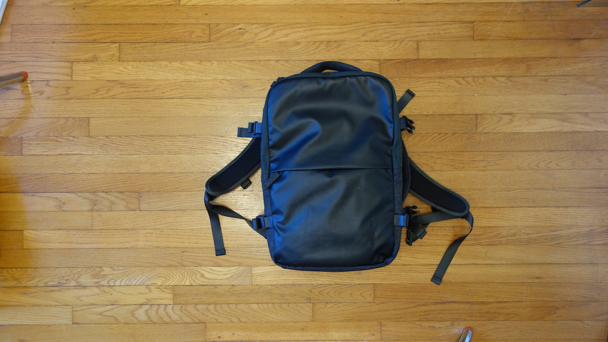 Minimalist Backpack Incase EO 17